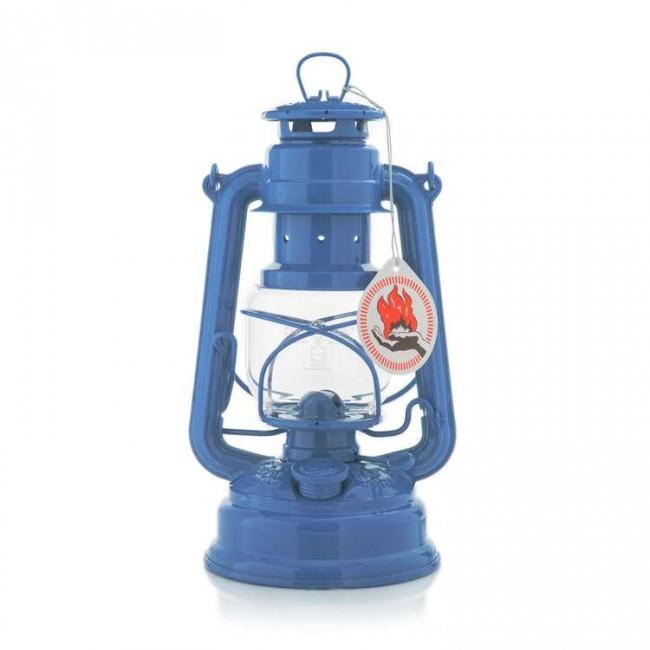 Sturmlaterne 276 Brillantblau Feuerhand