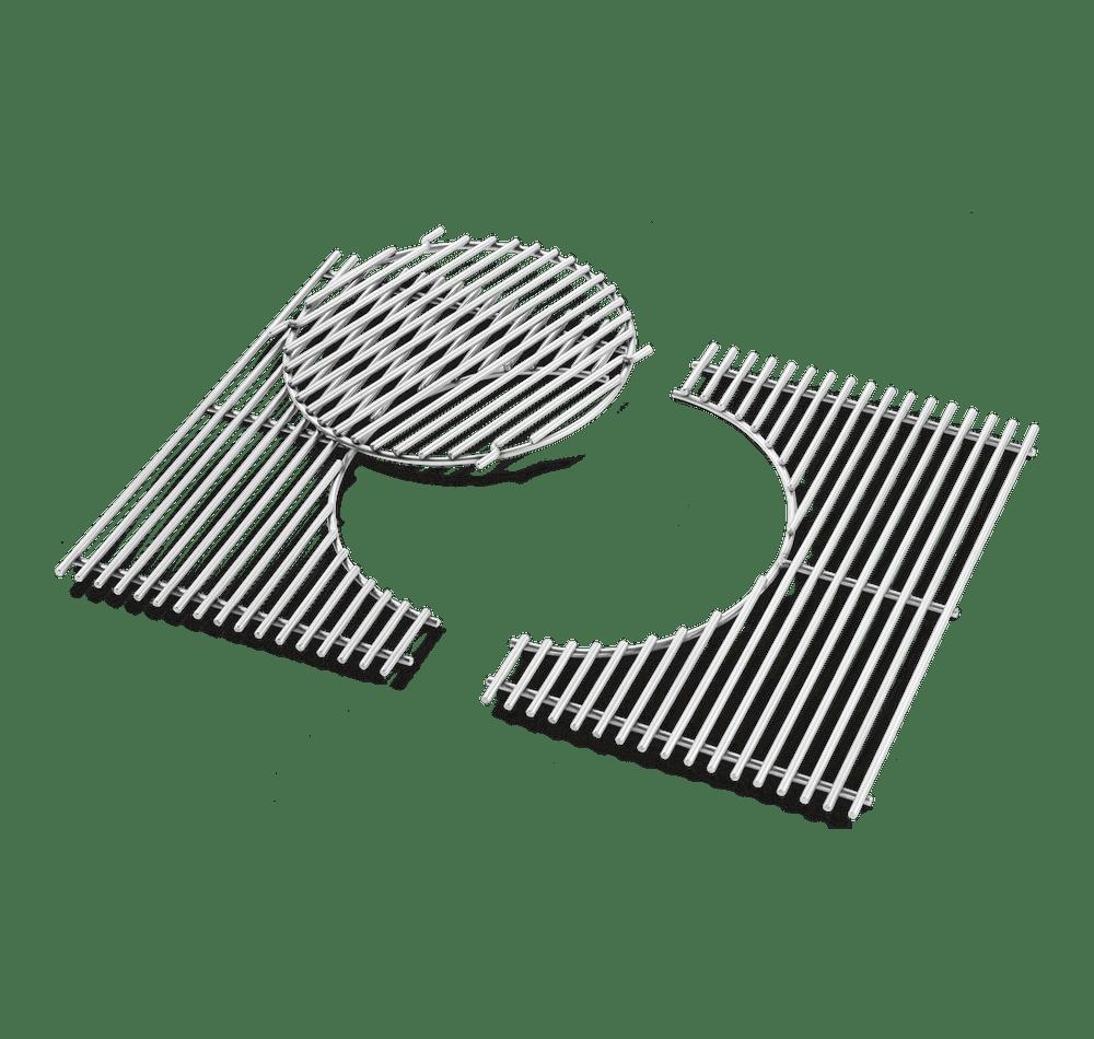 Grillrost-Einsatz - Gourmet BBQ System - Edelstahl, für Spirit 300-Serie