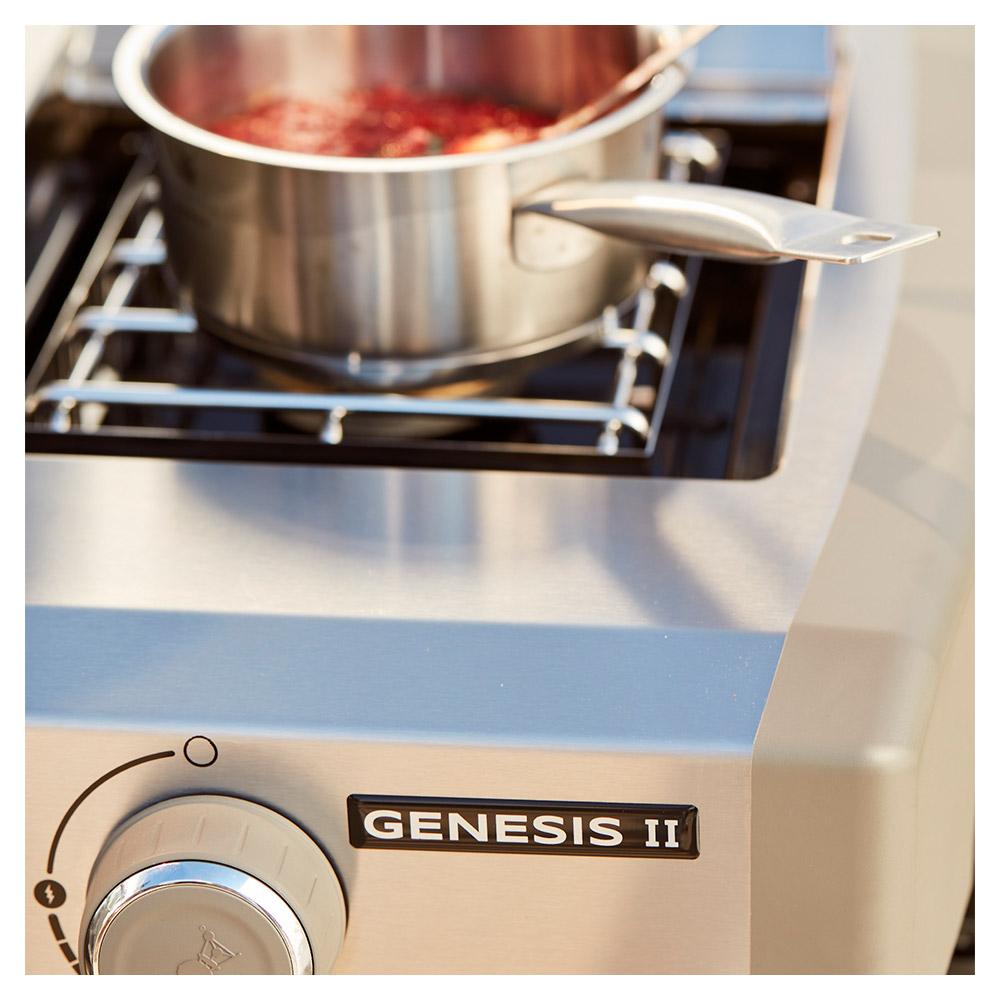 Genesis® II EP-335 GBS Gasgrill - Deep Ocean Blue