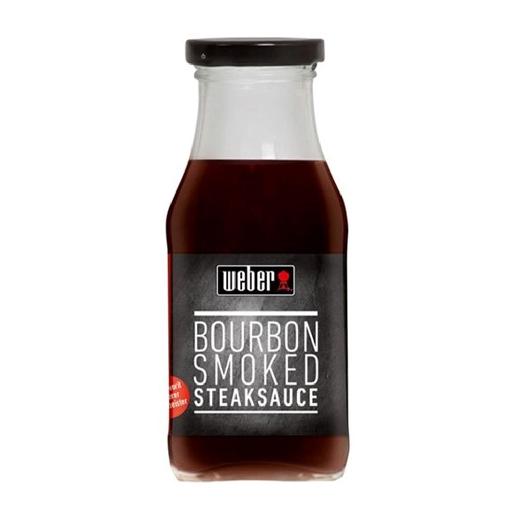 Weber Bourbon Smoked Steaksauce