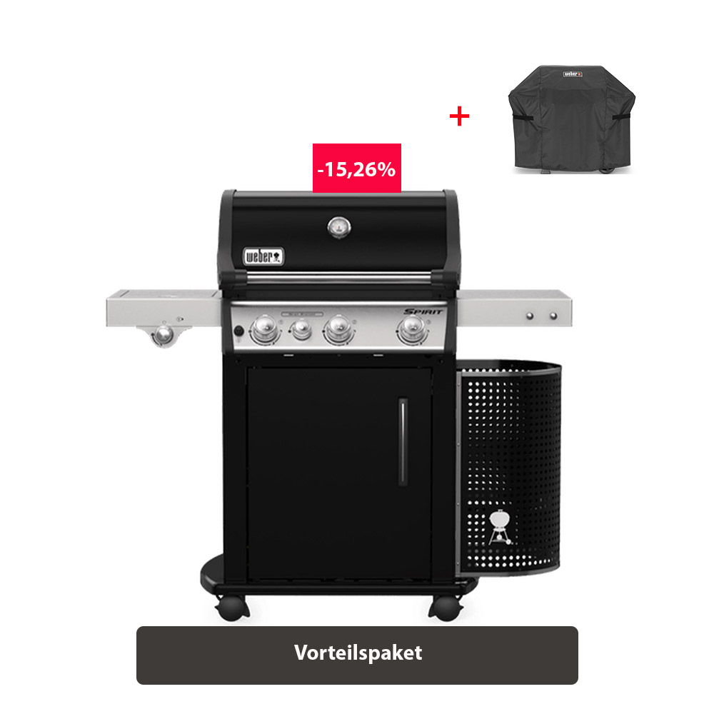 Weber® Spirit EP-335 Premium GBS, Limited Editition inkl. Abdeckhaube