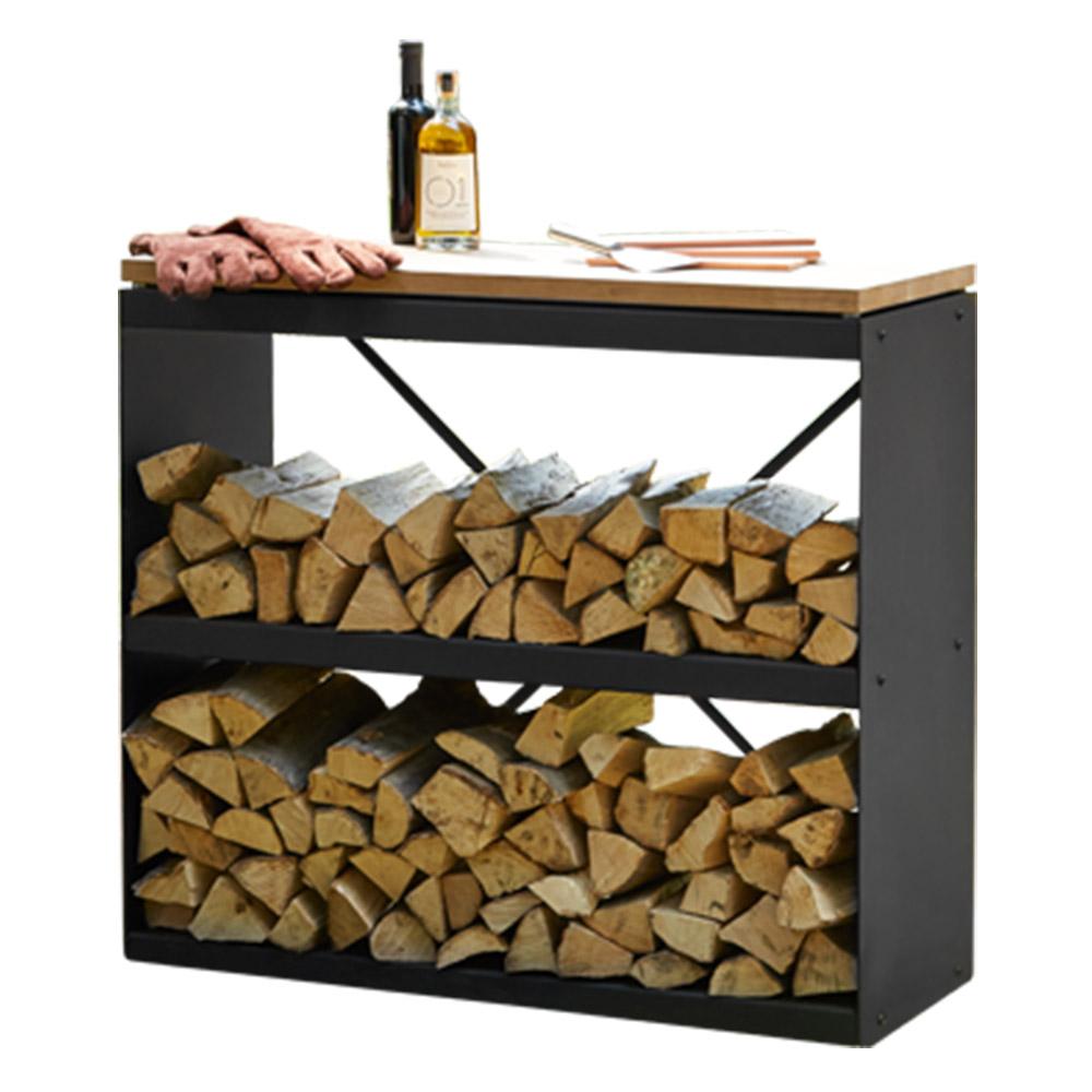 OFYR Wood Storeage Schwarz Kommode