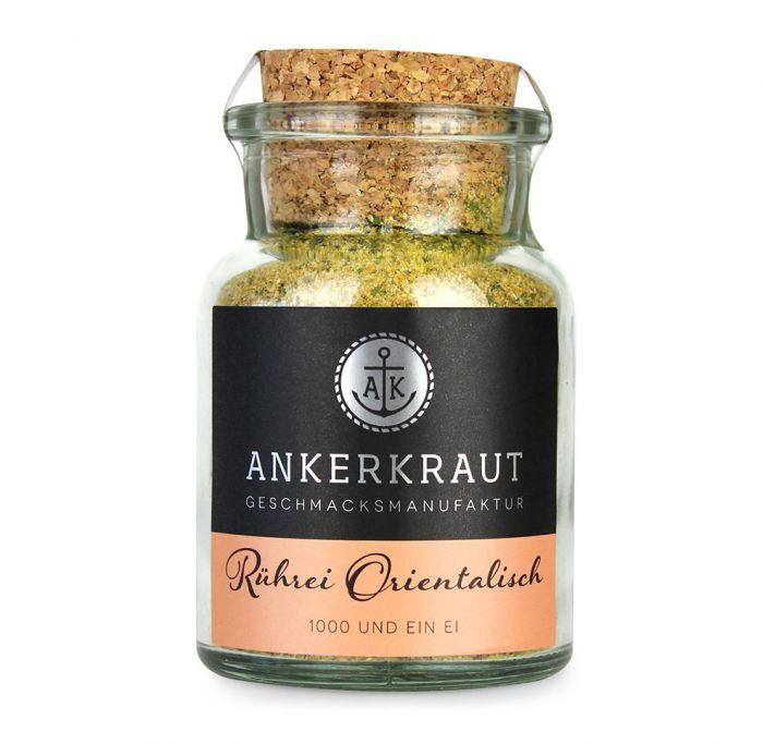 Rührei Orientalisch 85g Korkenglas Ankerkraut