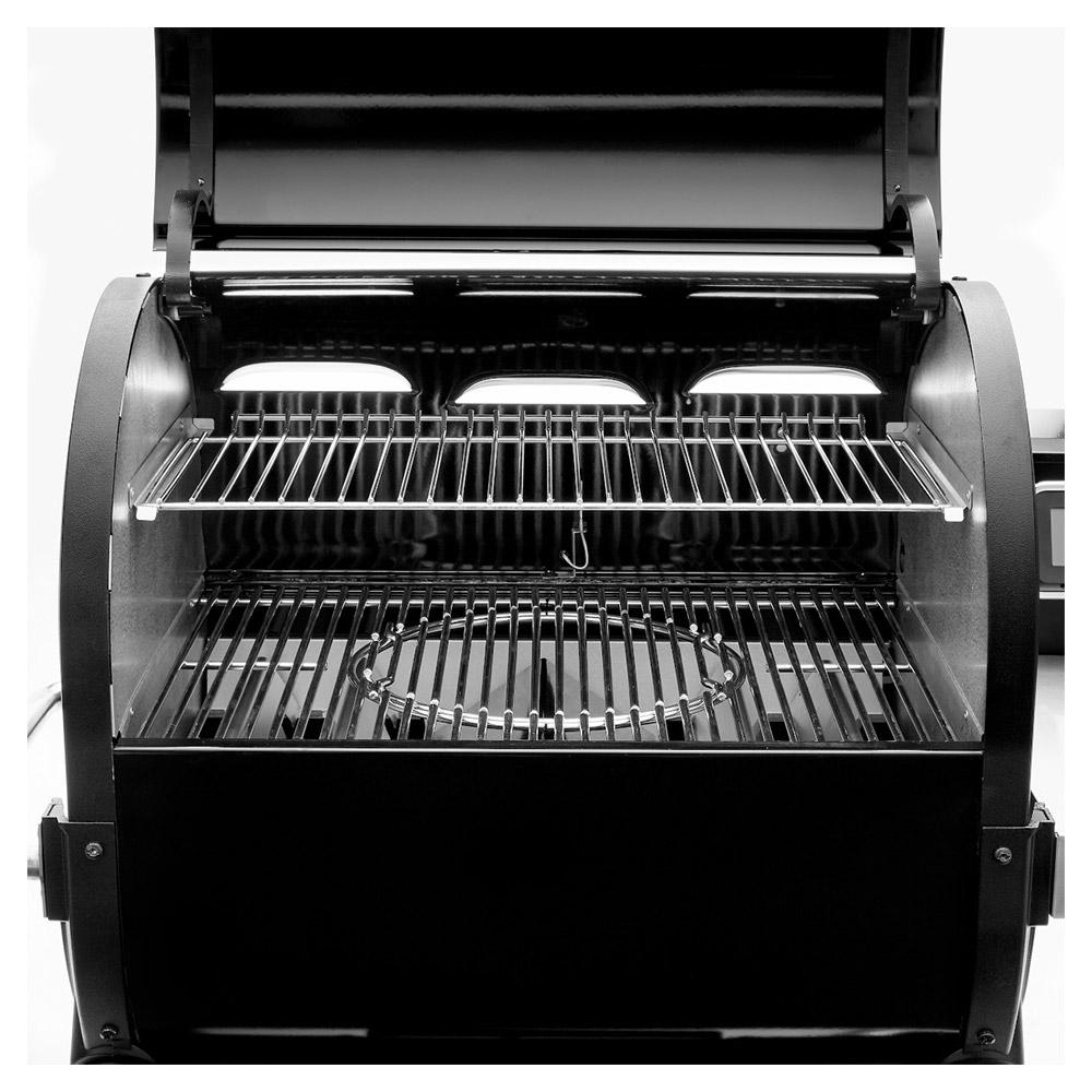 SmokeFire EX4 GBS Holzpelletgrill - Black