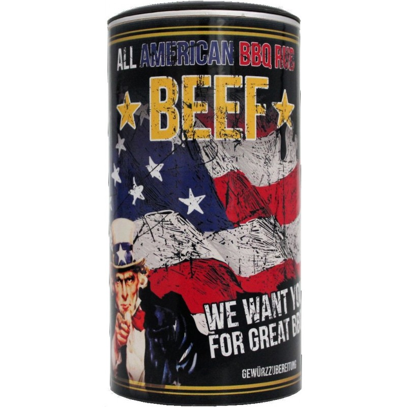 All American Beef 350g