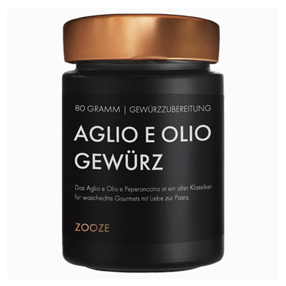 Aglio e Olio Gewürz 80g