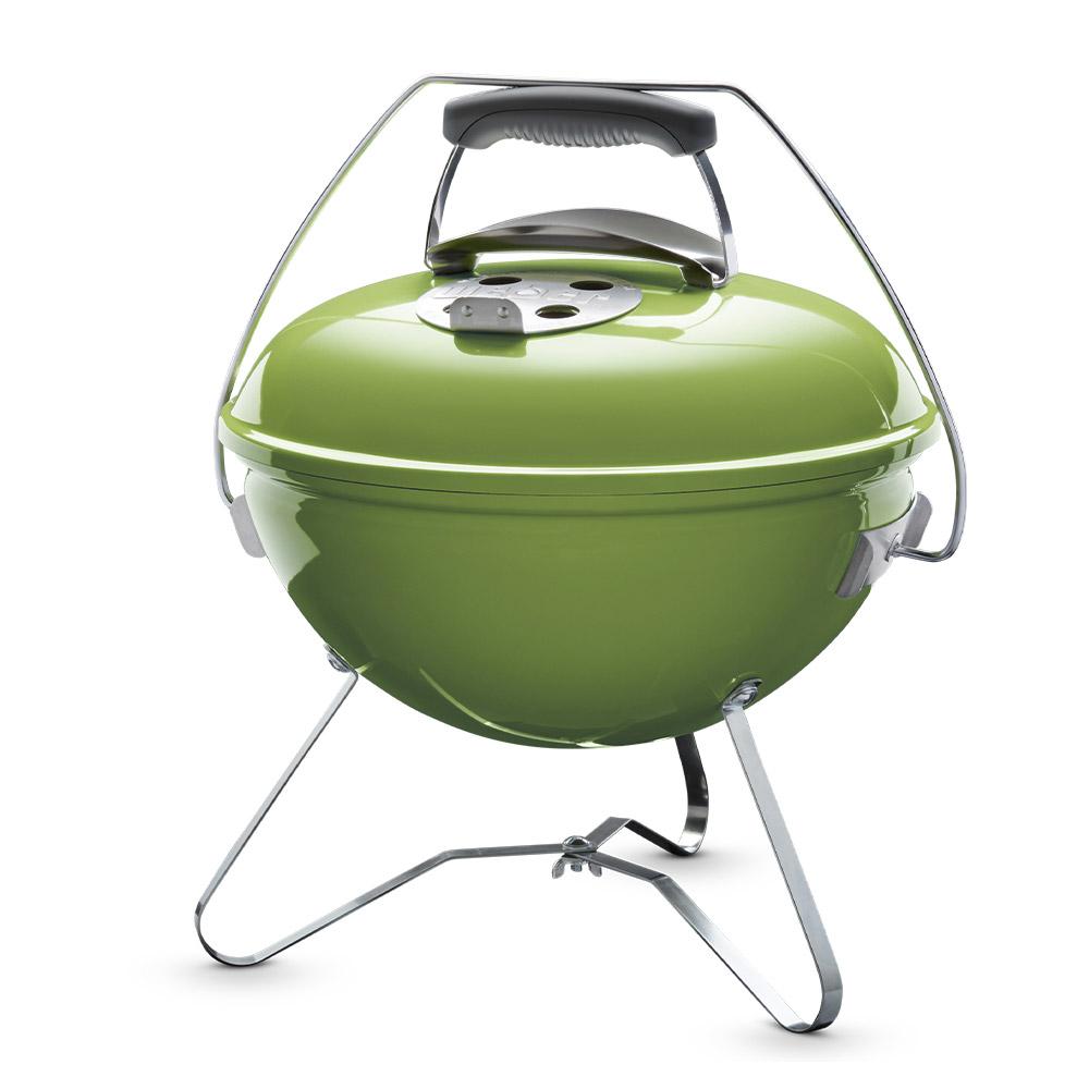 Smokey Joe® Premium Holzkohlegrill Ø 37 cm - Spring Green