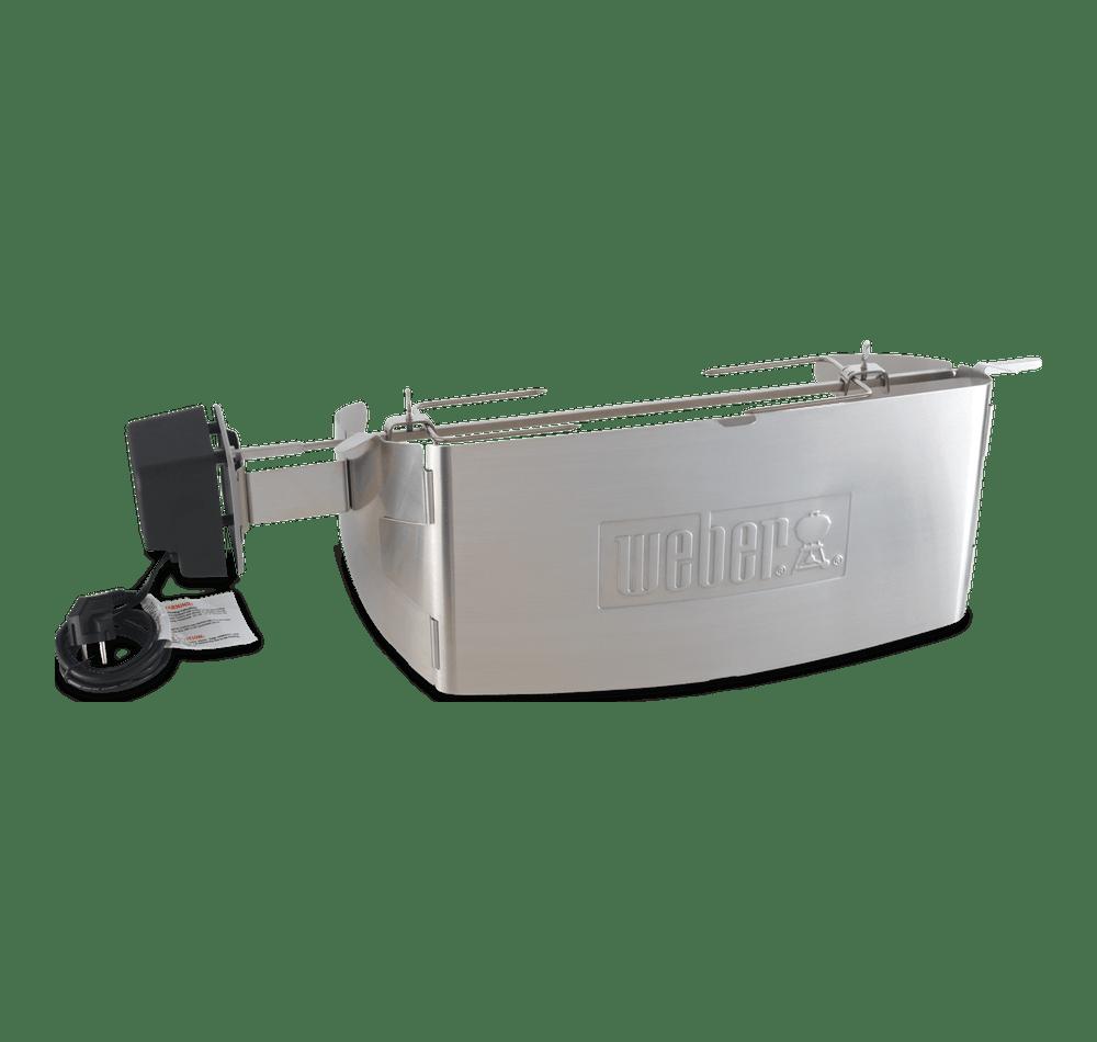 Drehspiess - für Weber® Q 300-/3000-Serie