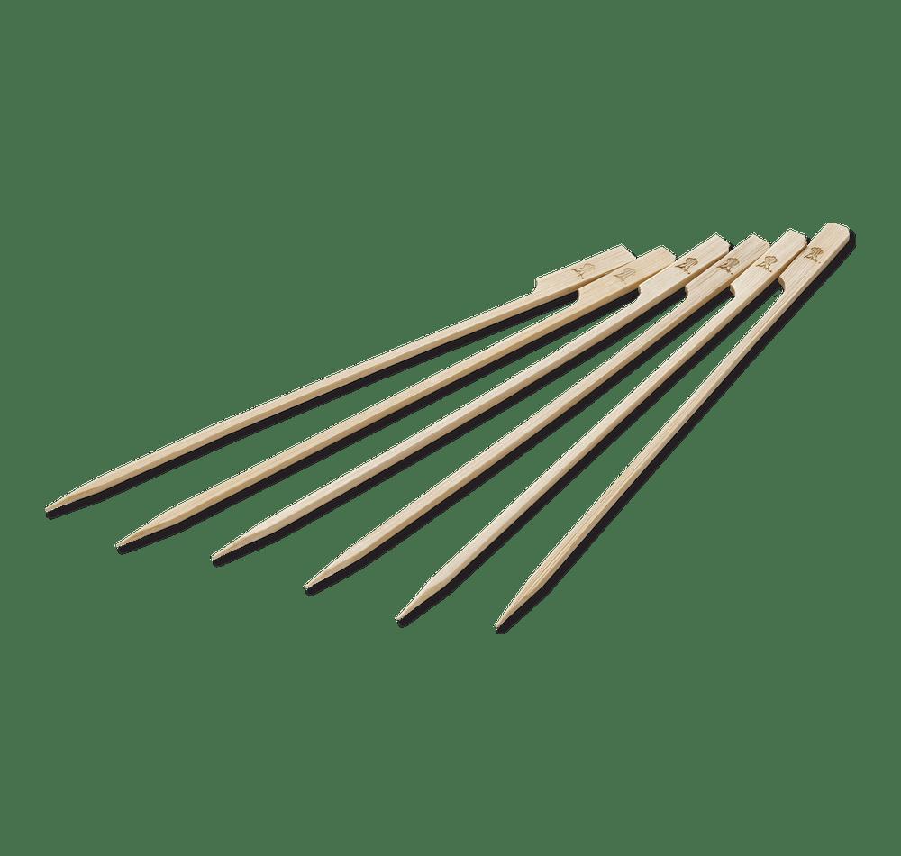 Bambus Spiesse - 25 Stück