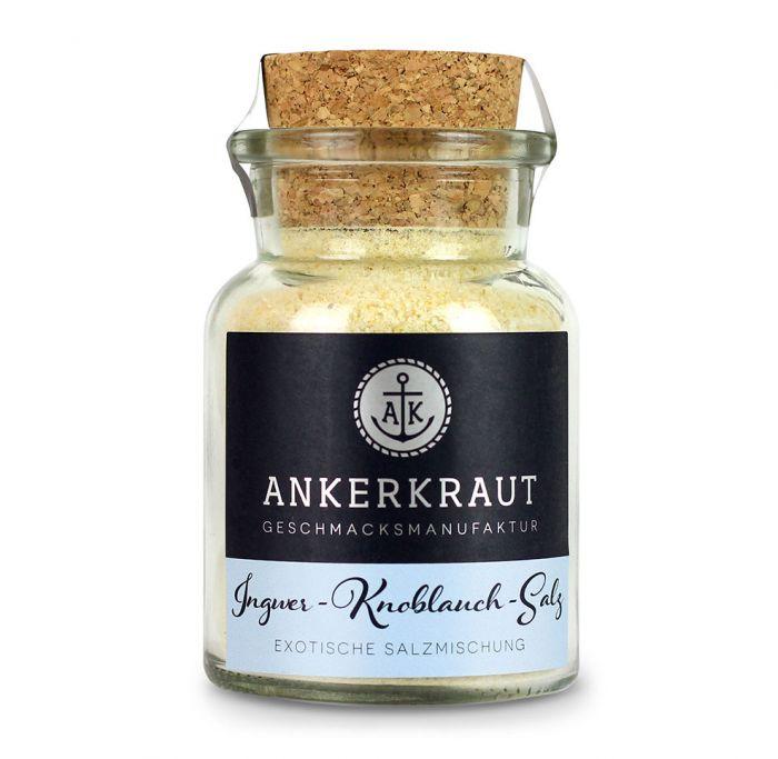 Ingwer-Knoblauch Salz 160g Ankerkraut