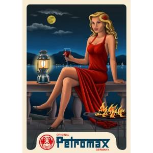 Blechschild Petromax