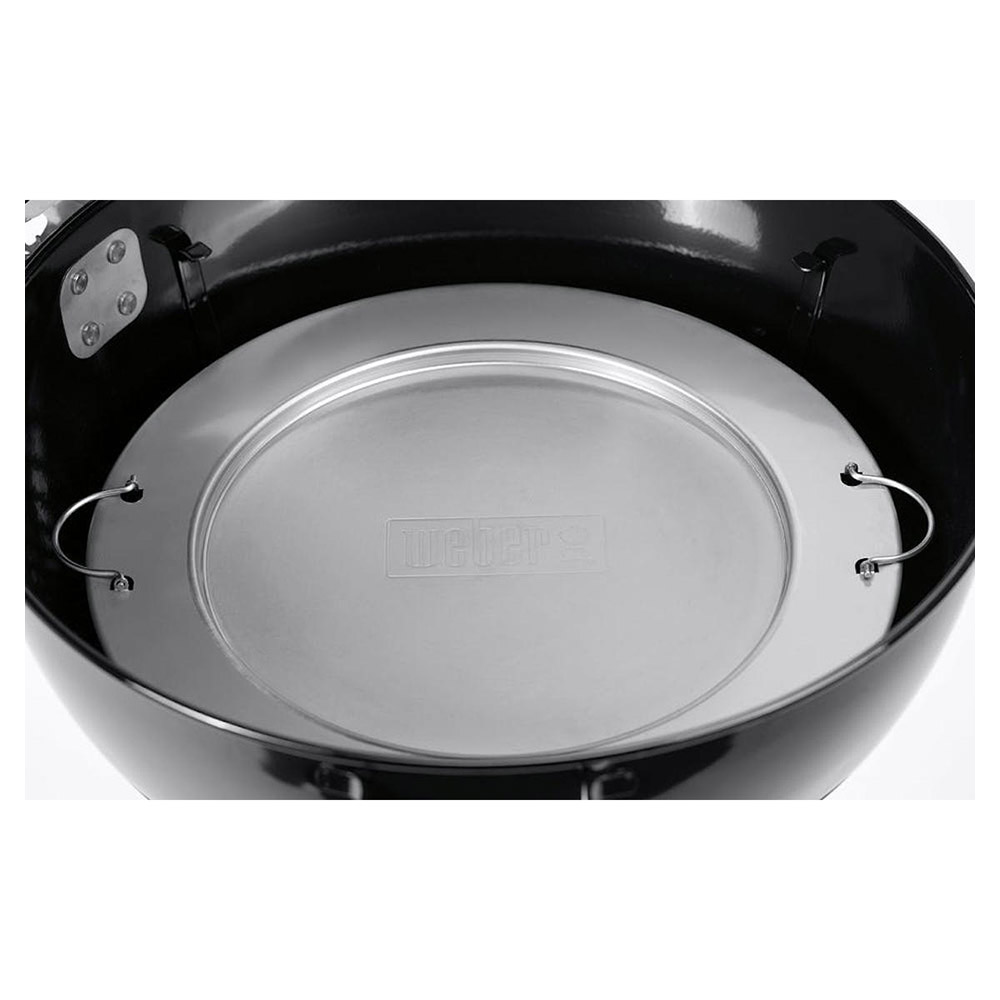 Master-Touch® GBS Premium SE E-5775 Holzkohlegrill Ø 57 cm - Black