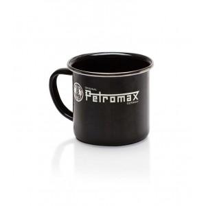 Emaille-Becher schwarz Petromax