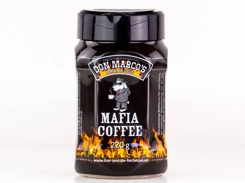 Mafia Coffee Rub 220g