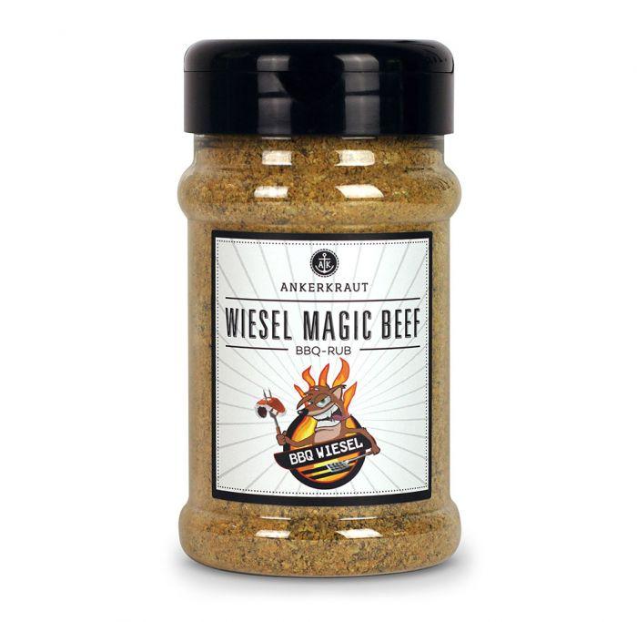 Rub Wiesel Magic Beef, 200g Ankerkraut