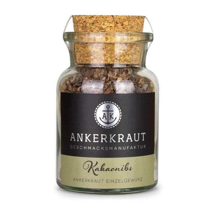 Ankerkraut Kakaonibs 50g Korkenglas
