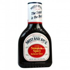 Sweet & Spicy Sauce Sweet Baby Rays 510g