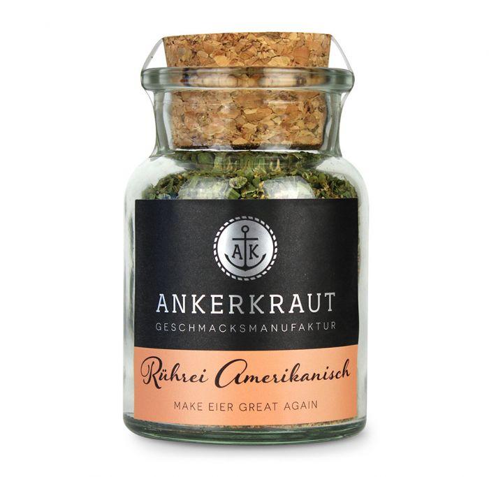 Rührei Amerikanisch 70g Korkenglas Ankerkraut