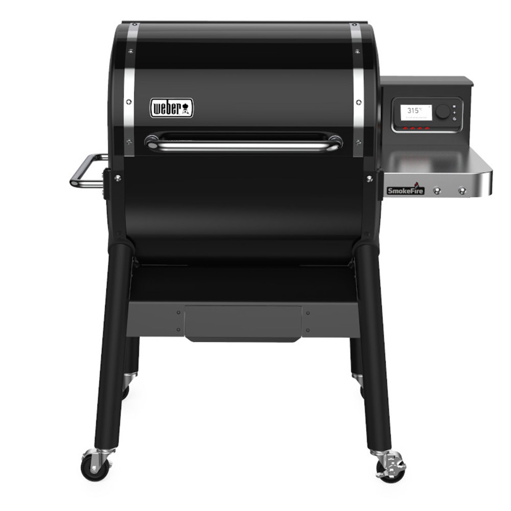 SmokeFire EX4 GBS Holzpelletgrill - Black