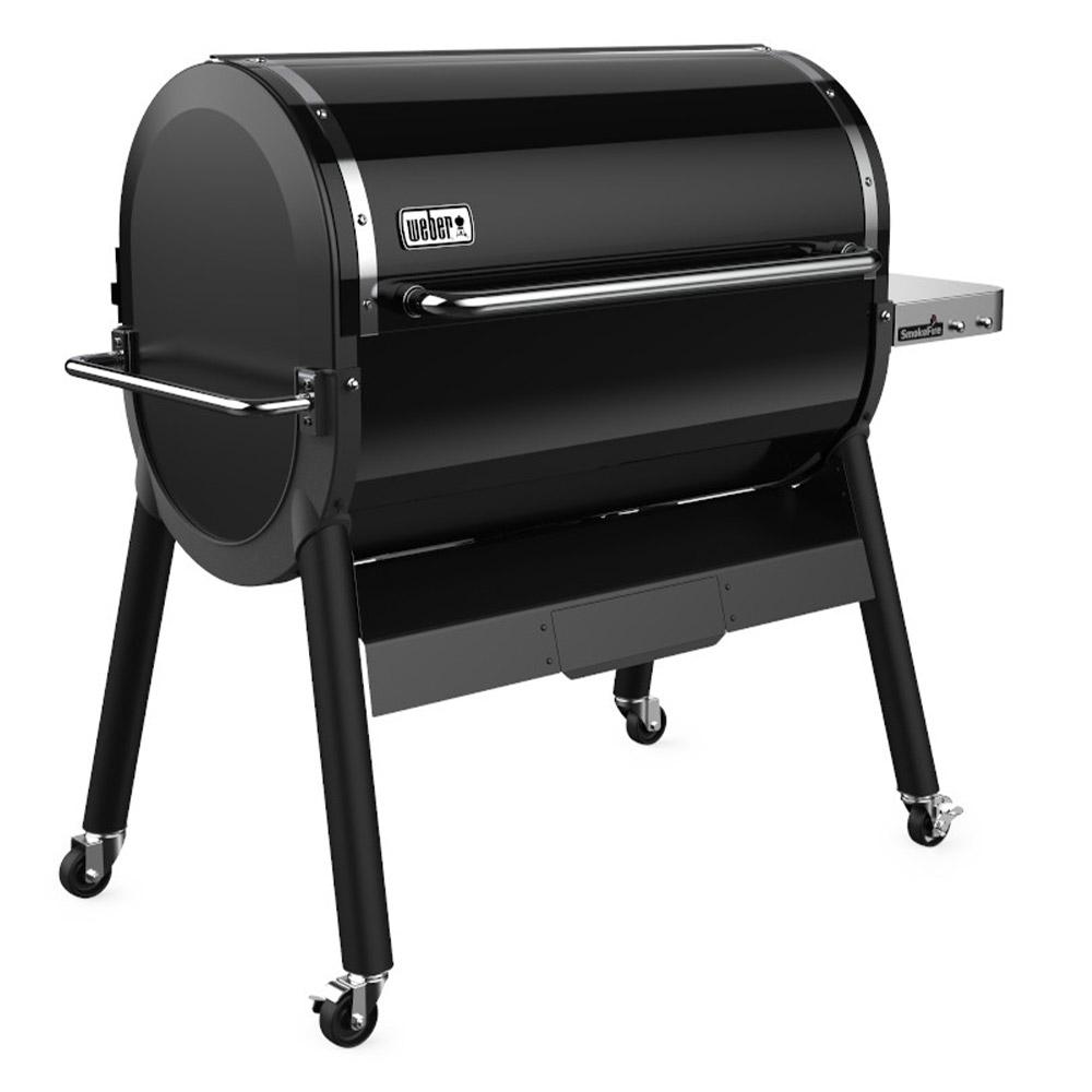 SmokeFire EX6 GBS Holzpelletgrill - Black