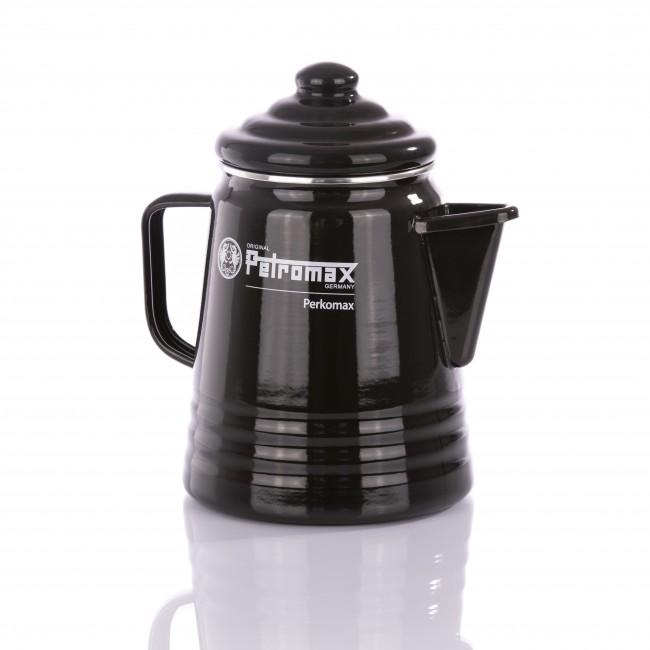 Tee- und Kaffee-Perkolator Schwarz (9 Tassen) Petromax