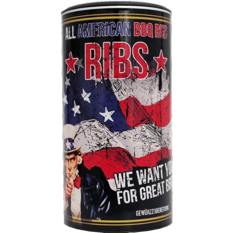 All American Ribs 350g
