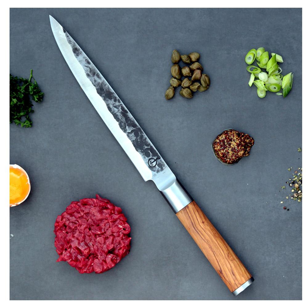 Forged Olive Fleischmesser