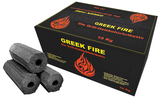 Greek Fire 10 Kg