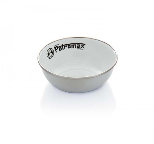 Emaille Schalen weiß (2 Stück im Set) Petromax