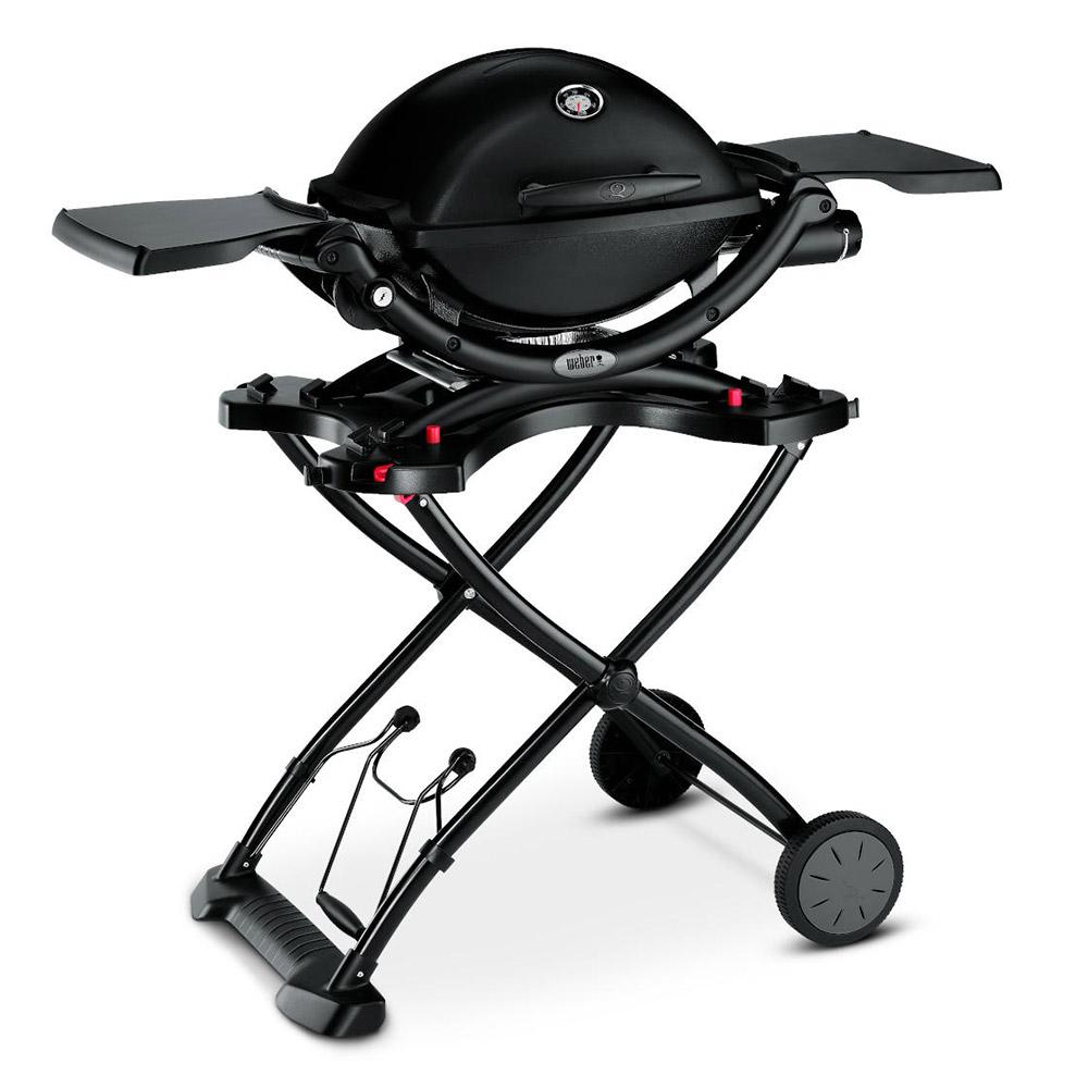 Weber® Q 1200 Mobil Gasgrill - Black