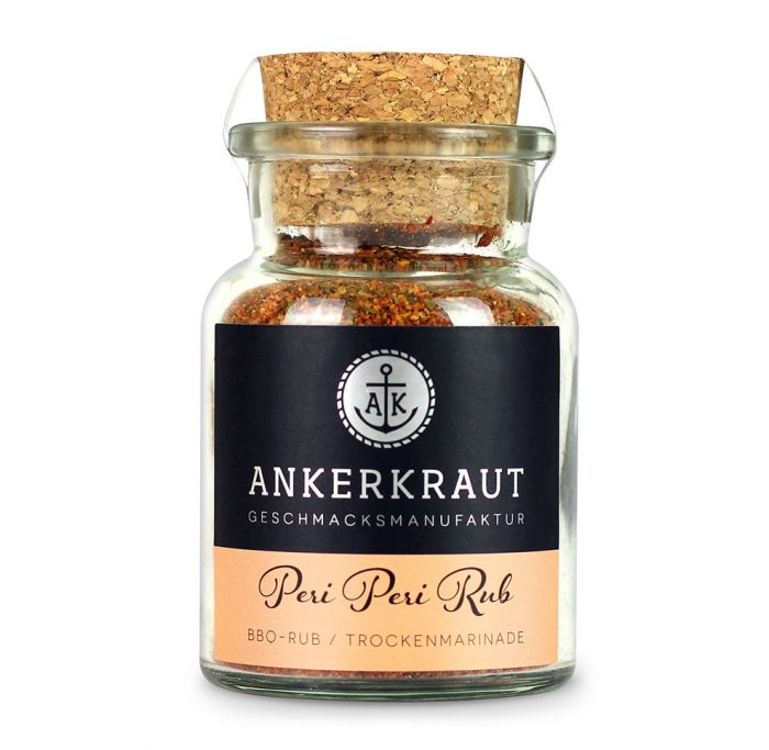 Peri Peri Rub, 95g Ankerkraut