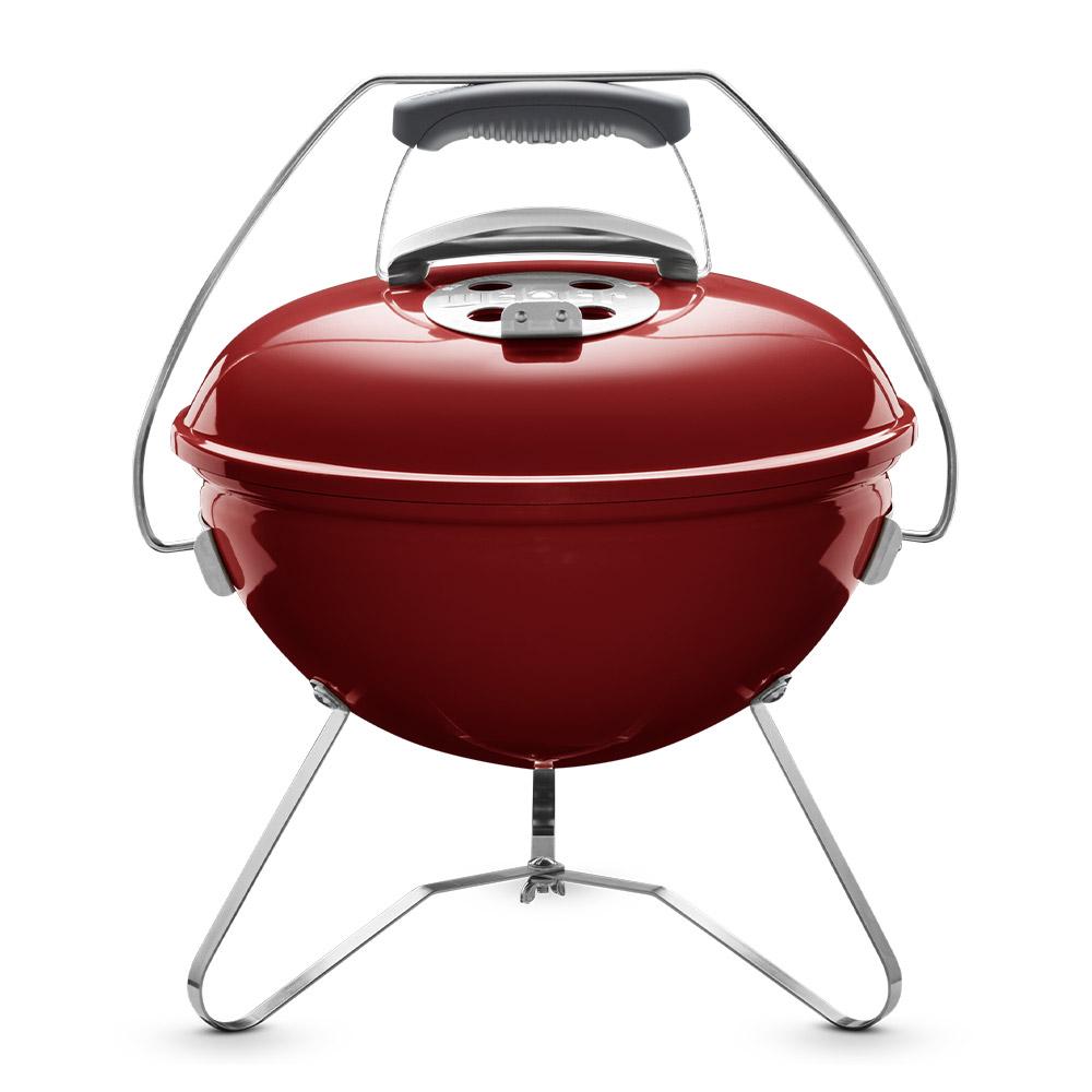 Smokey Joe® Premium Holzkohlegrill Ø 37 cm - Crimson