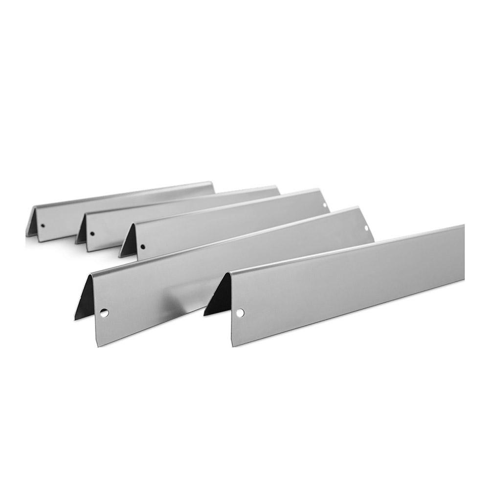 Weber Flavorizer Bars – für Genesis 300er-Serie, Edelstahl 5er-Set