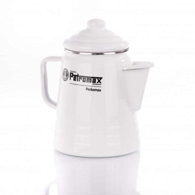 Tee- und Kaffee-Perkolator Weiß (9 Tassen) Petromax