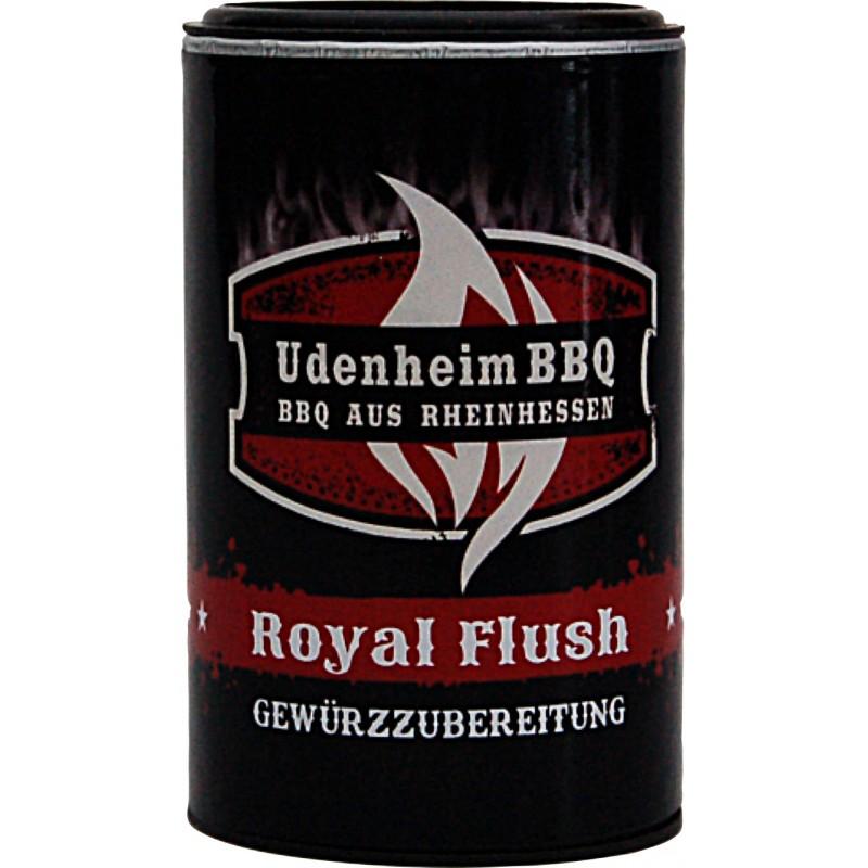 Royal Flush Udenheim BBQ 120g