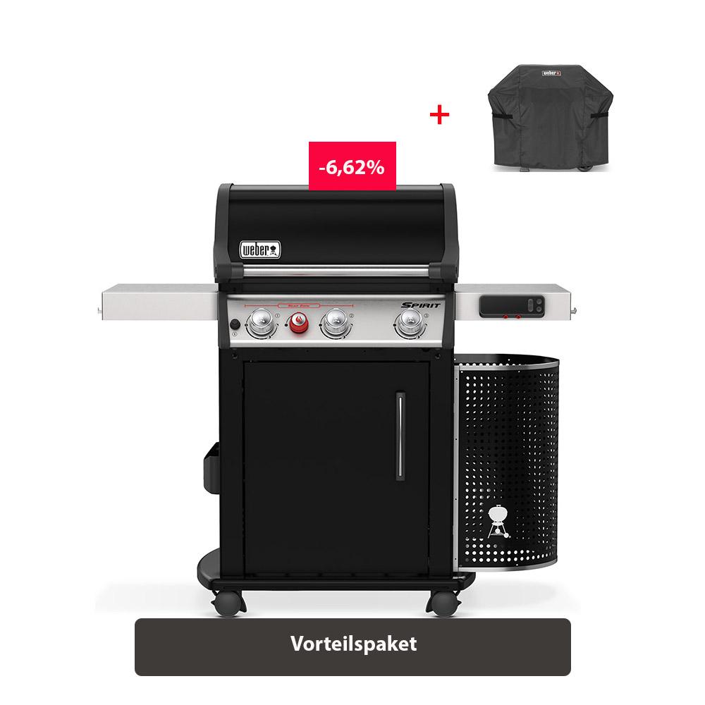 Spirit EPX-325S GBS Smart Grill - inkl. Abdeckhaube