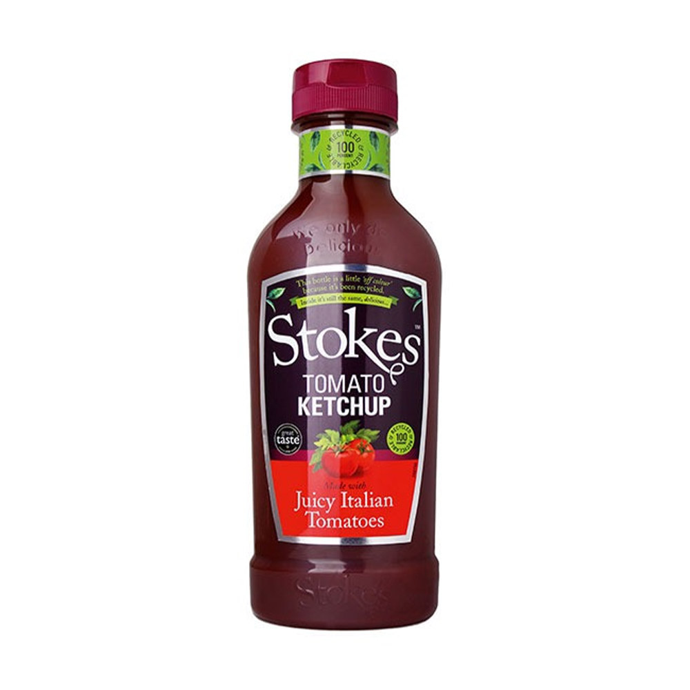Real Tomato Ketchup Squeeze 411ml